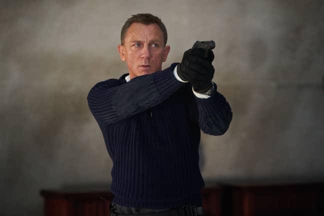 Daniel Craig is the longest-serving James Bond by time-span. (Credit: PA)
