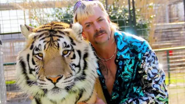 Carole Baskin is to be handed control of Joe Exotic's former zoo. Credit: Netflix