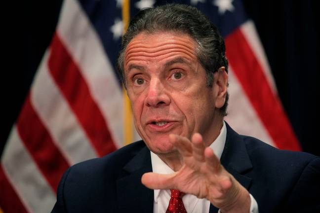 Governor Andrew Cuomo. Credit: PA