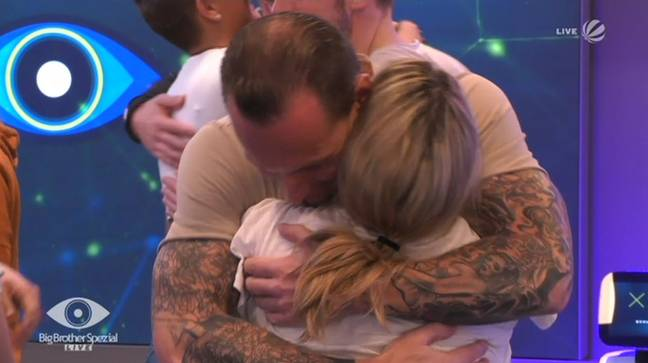 Some contestants were brought to tears. Credit: Big Brother