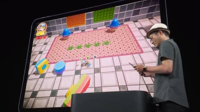 Apple Arcade. Credit: YouTube