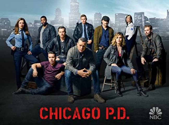 Chicago P.D. is a crime drama from NBC ' Credit: IMDb