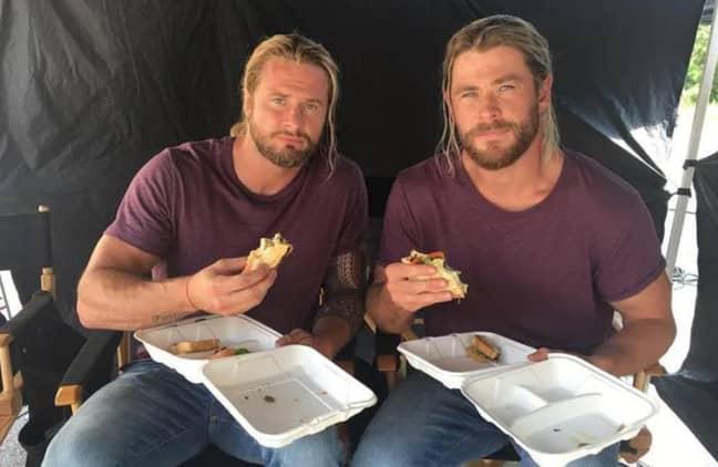 Poor Bobby doesn't even like eating anymore. Credit: Instagram/Bobby Holland Hanton