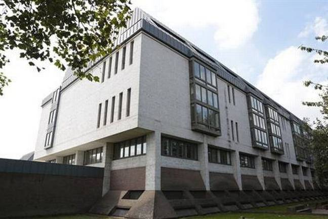 Maidstone Crown Court. Credit: SWNS