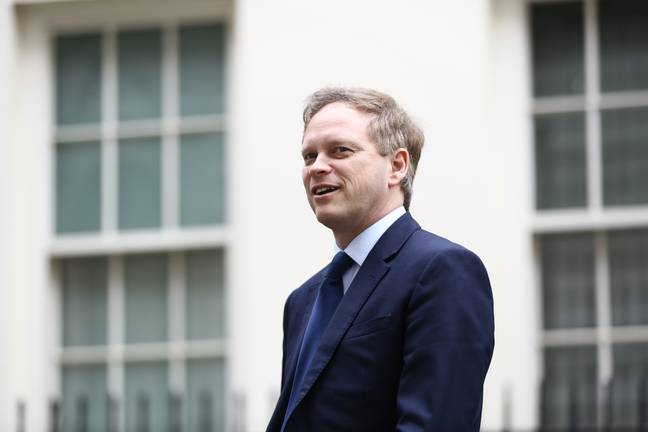 Grant Shapps. Credit: PA