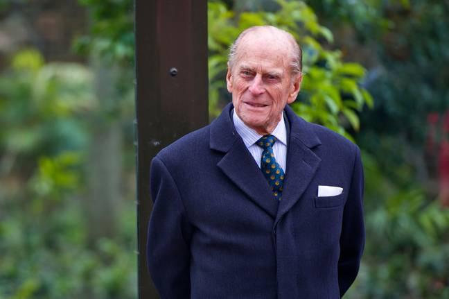 Prince Philip will be laid to rest today. Credit: PA