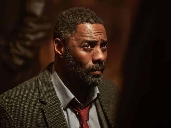 Idris Elba has always backed a film adaptation of the series. Credit: BBC