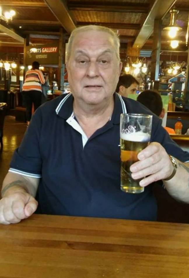 Stan used to drink at the pub every day. Credit: Tracey Sherratt