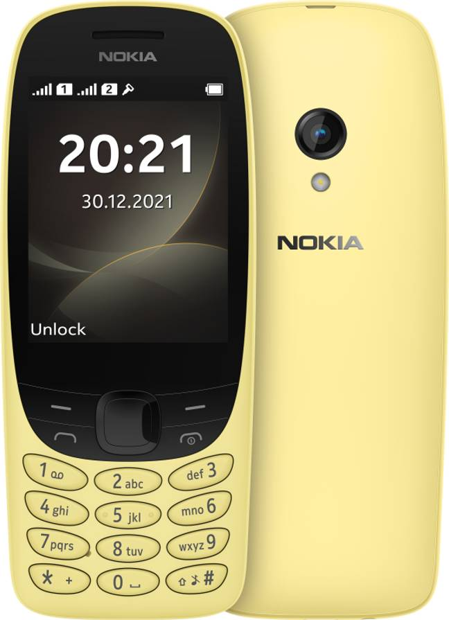 The revamped version. Credit: Nokia