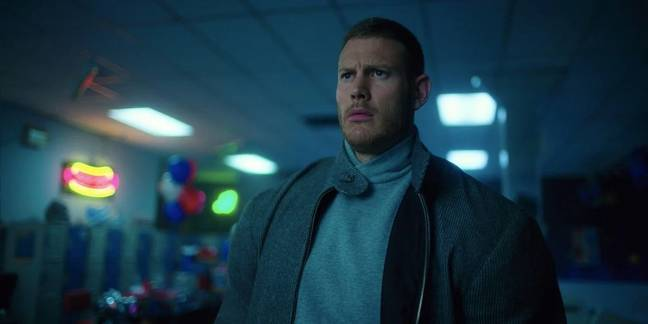 Tom Hopper as Luther in The Umbrella Academy. Credit: Netflix
