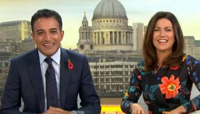 Who Is Likely To Replace Piers Morgan On Good Morning Britain?