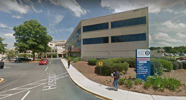 Coliseum Medical Centers, where the unnamed man was treated. Credit: Google Maps