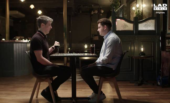Alex and Josh go head to head over football's most controversial topic: VAR. Credit: LADbible