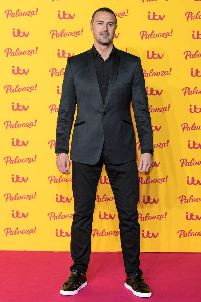 Take Me Out and Top Gear host Paddy McGuinness. Credit: PA