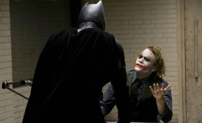The Dark Knight. Credit: Warner Bros.
