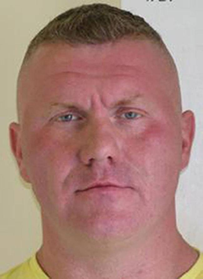 Raoul Moat went on the run after shooting three people over two days. Credit: PA