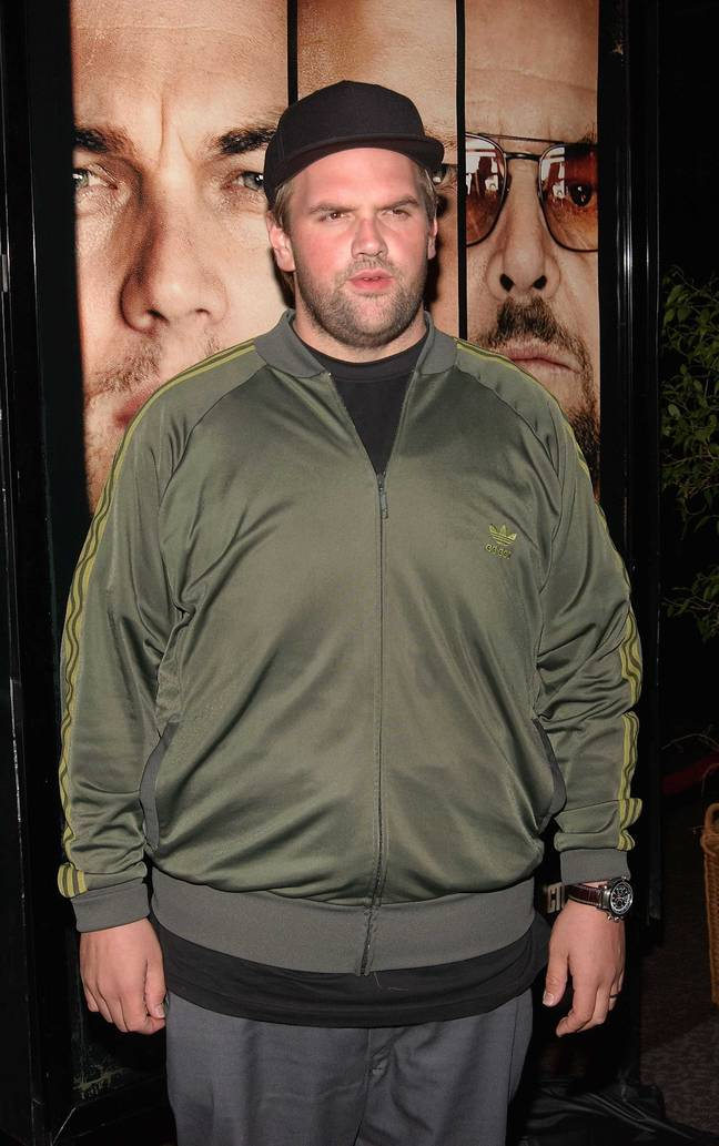 Ethan Suplee in 2006. Credit: MARCOCCHI GIULIO/SIPA/SIPA USA/PA Images