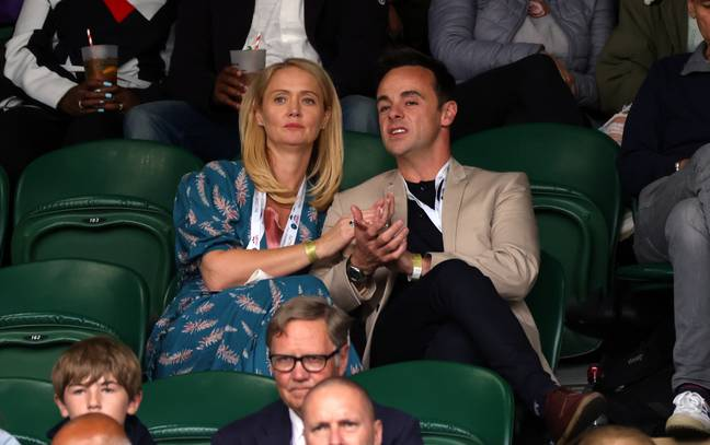 Ant McPartlin is marrying Anne-Marie Corbett today. Credit: PA
