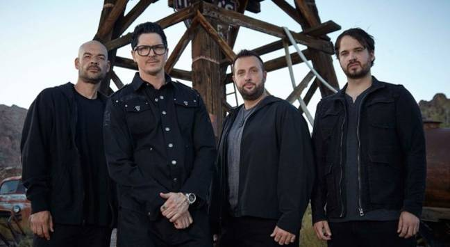 The Ghost Adventures team 'felt ill' after their investigation into the Conjuring house. Credit: Travel Channel