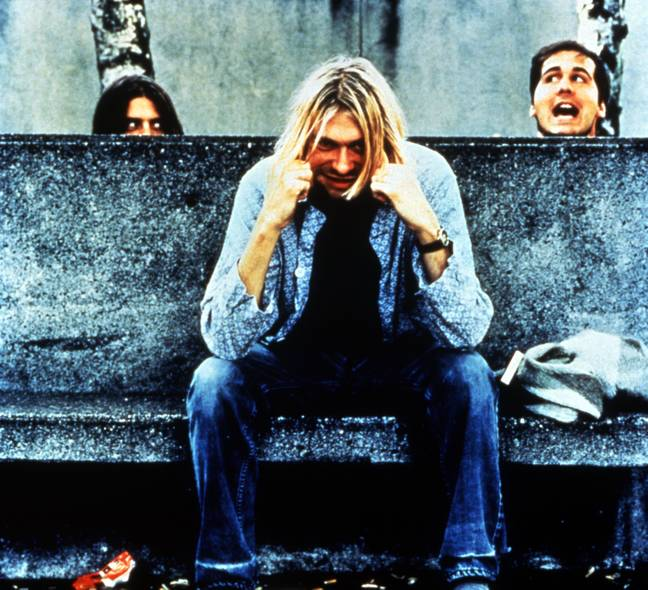 Nevermind was released 30 years ago. Credit: Alamy