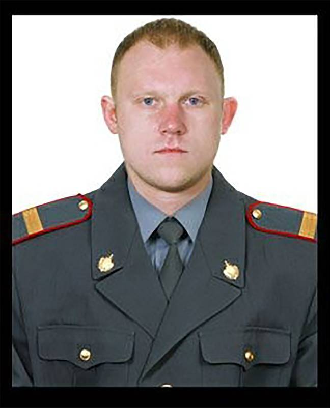 Dmitry Voronin was killed in the gangland shootout. Credit: East2West