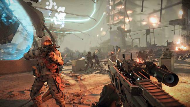 Killzone Shadow Fall / Credit: Guerrilla Games
