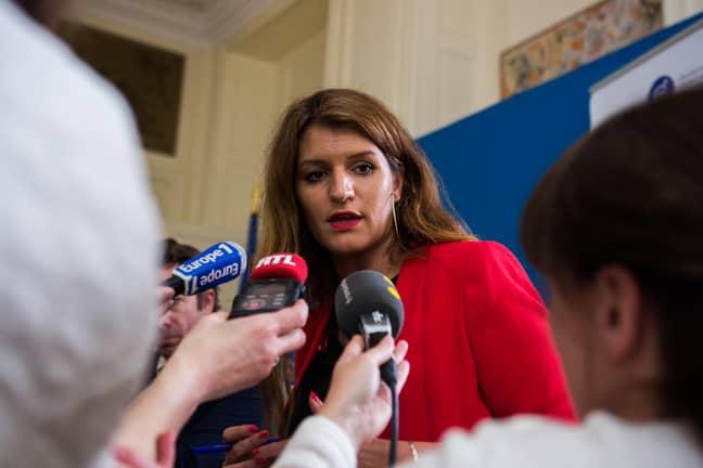 Gender Equality Minister Marlene Schiappa