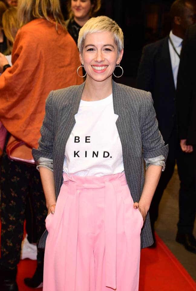 SuRie in 2019. Credit: PA