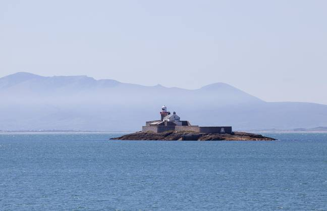 McSorley was trying to reach Fenit lighthouse. Credit: PA