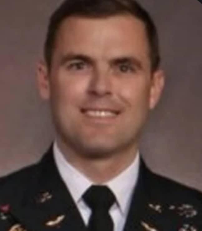 Major Matthew Conner. Credit: US Army