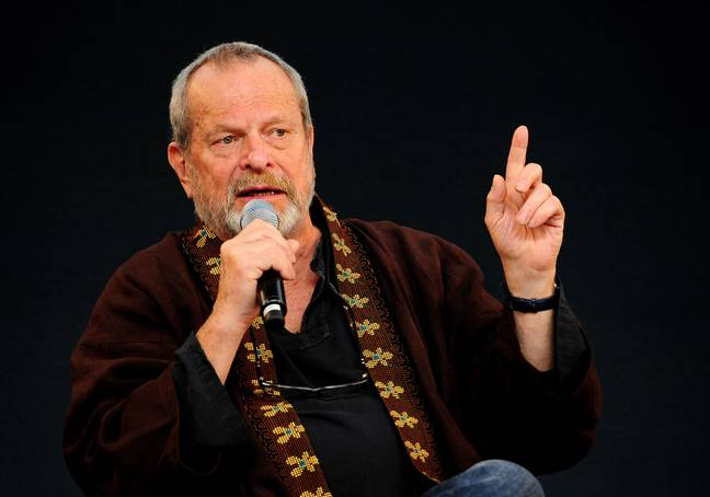 Terry Gilliam. Credit: PA