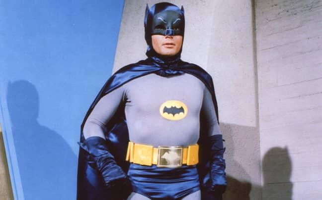 The unforgettable Adam West. Credit: 20th Century Fox Television
