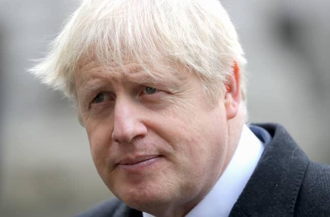 Prime Minister Boris Johnson. Credit: PA
