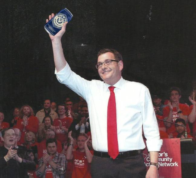 Credit: Victorian Labor/Daniel Andrews/Furphy