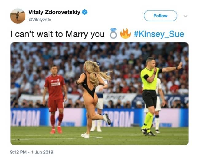 Credit: Vitaly Zdorovetskiy/Twitter