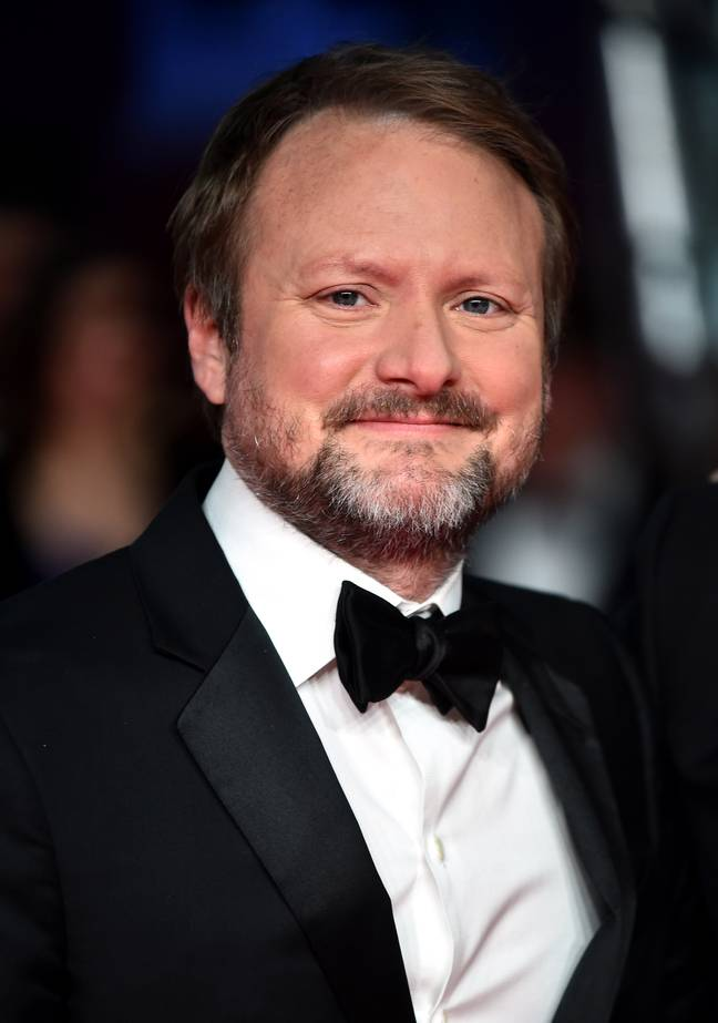 Rian Johnson. Credit: PA