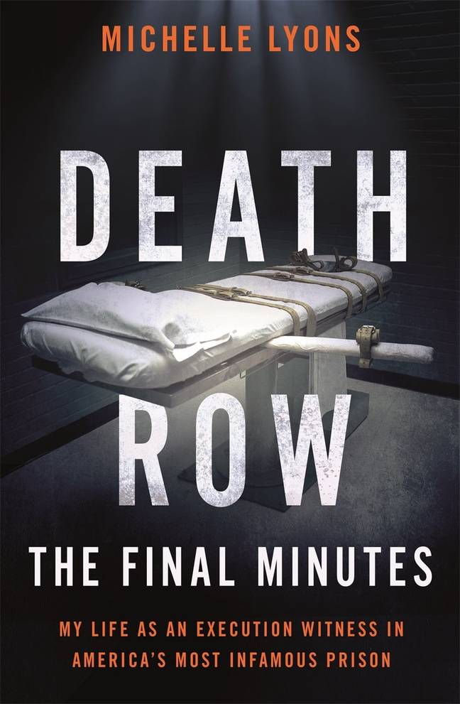 'Death Row: The Final Minutes' tells Michelle's account of her time at the TDCJ. Credit: Blink Publishing