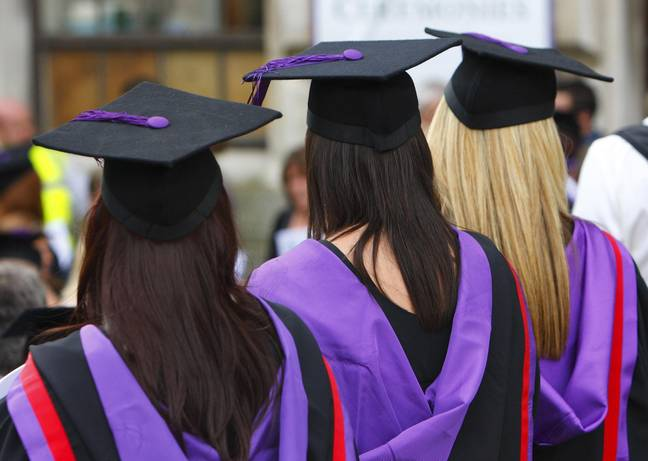 You may be able to claim back hundreds of pounds in student loan repayments. Credit: PA