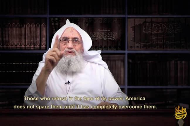 Ayman al-Zawahiri. Credit: JihadoScope