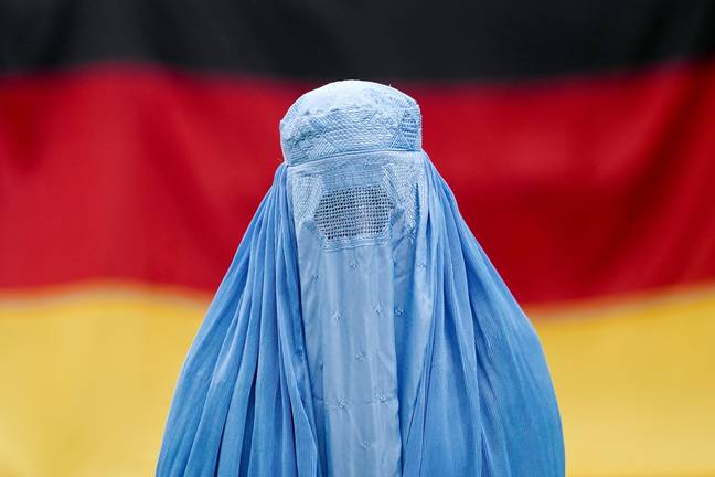 German Burqa