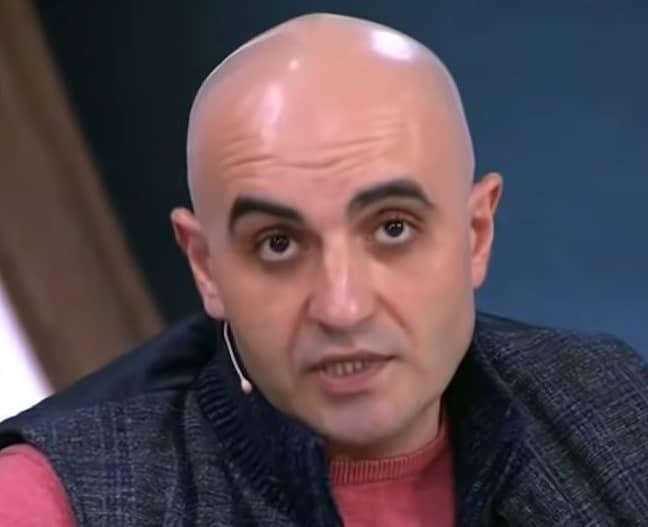 Plastic surgeon Gevorg Stepanyan. Credit: Newsflash