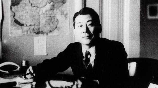 Chiune Sugihara saved thousands of people by writing illegal visas Credit: Wikicommons