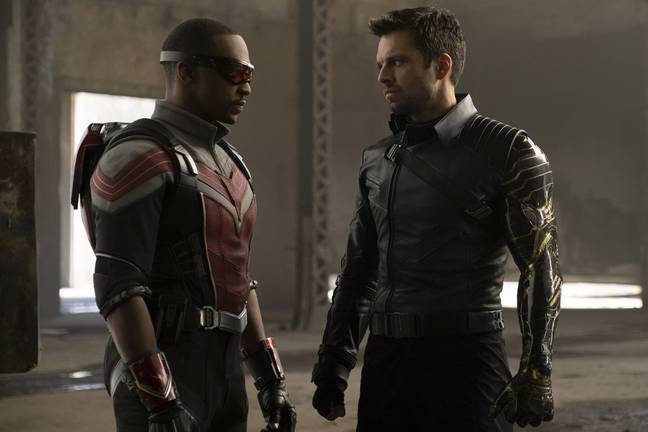 The Falcon and the Winter Soldier. Credit: Disney+/Marvel