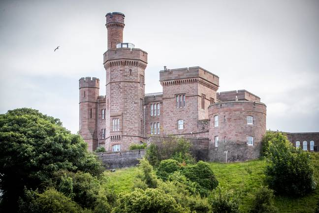 Inverness Castle. Credit: PA