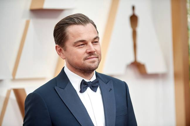 Leonardo DiCaprio. Credit: PA