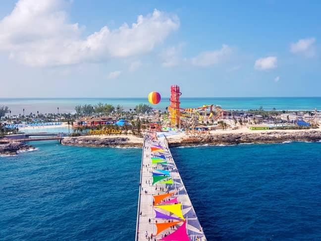 Perfect Day at CocoCay. Credit: Royal Caribbean