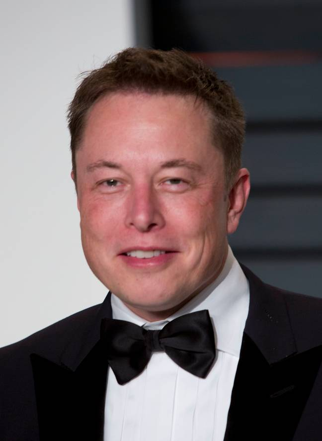 Elon Musk owns SpaceX. Credit: PA
