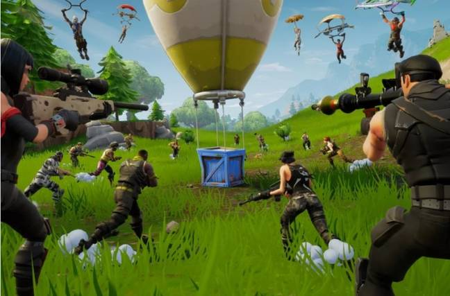 'Fortnite' Named Game Of The Year. Credit: Epic Games