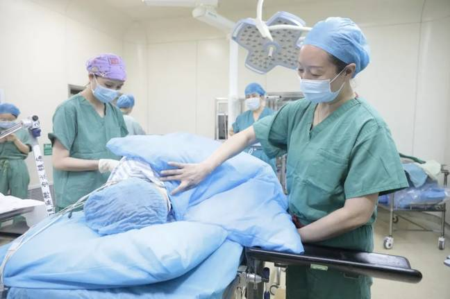 Credit: Hubei Maternal and Child Health Hospital