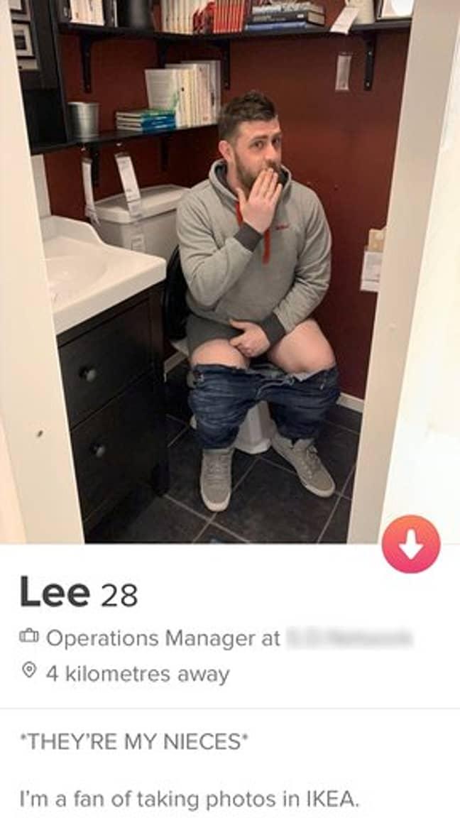 Oh, Lee... Credit: instagram.com/phoonigan